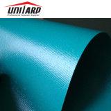 Dekking van het Geteerde zeildoek van pvc 1000d van de Polyester van 100% de Waterdichte, VinylDekking Tarp binnen en buiten