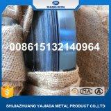 Tiras de hierro galvanizado para palets de madera