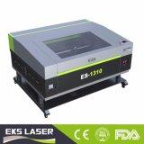 Découpage du laser Eks-1310 et machine de Graving avec le tube de laser de 60W80W 100W 30W