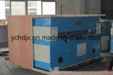 Hidráulico precisa 4 columnas Máquina de corte plano de la lluvia zapata/Bolsa de cuero