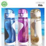 Venda a quente bela garrafa de água livre de BPA com preço baixo