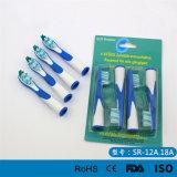 Completare le teste compatibili del Toothbrush elettrico delle teste Sr12 del toothbrush del rimontaggio per la vitalità orale di B sonica