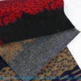 43%полиэстер 57%шерстяной ткани для пальто куртка