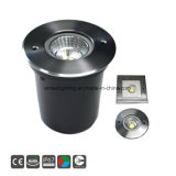 IP67 Inground lumière à LED 6 W/LED lumière souterrain/mur de lumière à LED