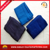 Blue Color Thin Printing Blankets Logo