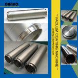 Cible titane-zirconium de grande pureté pour la machine de métallisation sous vide