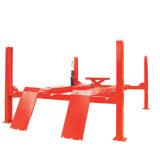 Elevatore dell'alberino di allineamento di rotella 4 (capienza Rated: 4 tonnellate) sono usate per il sollevamento di piccoli e medi veicoli vari