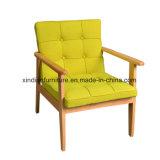 Presidenza nordica della mobilia della casa dell'hotel del ristorante di materiale di legno