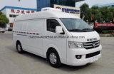 Foton refrigeró el microbús del transporte del alimento de la alta calidad de Van