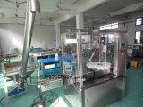 Máquina de relleno y que capsula automática para la botella, el llenador y el capsulador