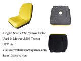 De nieuwe Zetels van Machines PU/PVC MiniAgricutural met Armsteun