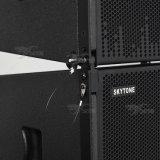 Doos van de Spreker van DJ van de Serie van de Lijn van de Duim van de Verkoop van Skytone de Hete 1X12 Elektronische