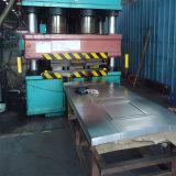 Einzelnes Scheiben-Gelenk-amerikanische Stahltür (SH-B07)
