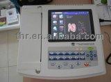 Thr ECG-120g 12 canales, máquina de ECG portátil