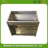 ブタの送り装置のステンレス鋼のブタの供給たらい