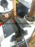 Máquina de ensayo universal para la barra de acero (WES-300B)