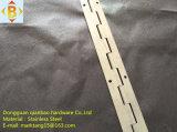 連続的なヒンジ201のステンレス鋼の長いヒンジ