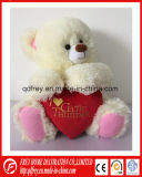 La Saint Valentin cadeau d'ours en peluche jouet en peluche