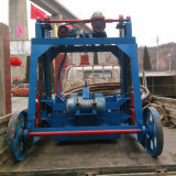 máquina para fabricação de tijolos de cimento móveis/fazendo tijolos de cimento
