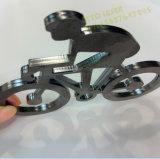 De Scherpe Machine van de Laser van de Vezel van het Metaal van de auto-nadruk met Scherp Hoofd Raytools