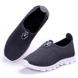 Chaussures de marche actives de femme de chaussures de sports de Flyknit d'espadrilles de mode