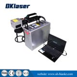 Kasten-Faser-Laser-Gravierfräsmaschine der Verpackungs-30W