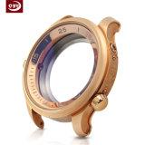 Edelstahl kundenspezifisches Uhrgehäuse-CNC maschinell bearbeitetes Teil