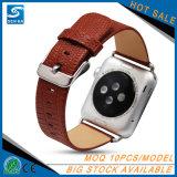 per la fascia di cuoio concisa della fascia di Iwatch per il cinturino del Apple