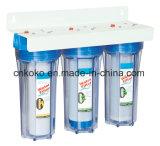 2 этап домашнего использования стола фильтр для очистки воды (KK-D-3)
