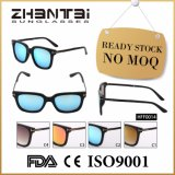Óculos de sol fêmeas conservados em estoque prontos do espelho da alta qualidade da forma (HFF0014)