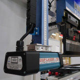 Eixo 6 Pressione o freio CNC com 3D Delem Gráfica da66t de CNC