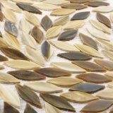 Het decoratieve Bevlekte Mozaïek van de Kunst van de Muur van de Badkamers Tegel