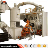 装置のぬれた集じん器、モデルを除塵する鋳物場の企業: Mwdc-80/100