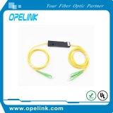 Accoppiatore ottico ottico Fbt della scatola di plastica di Gpon Telemcommication della fibra 3.0mm Sc/APC