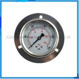 2.5inchesステンレス鋼のVibration-Proof圧力計
