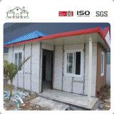 Veloce installare la Camera domestica prefabbricata della villa della costruzione del cemento