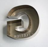 Ezletter canal 3D à haute vitesse Lettre à plat en acier inoxydable et acier galvanisé machine à souder au laser (EZ LW220)