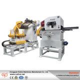 Uncoiler automático con la enderezadora para el material de acero (MAC4-800)