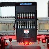 Machine de transfert manuelle avec le système visuel
