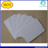tarjeta en blanco del PVC de la identificación de 125kHz T5577 RFID para el regalo de la promoción