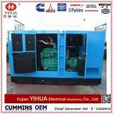Generador de potencia diesel silencioso eléctrico del OEM Cummins Engine 200kVA/160kw de Dcec con el ATS