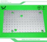 Blocs usinés de précision en aluminium CNC Pièces personnalisées