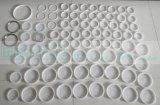 Anillo de sellado de cerámica de acero de tungsteno para la Copa de la tinta de impresora Pad