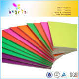 Panneau de papier fluorescent flexible de mousse