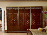 Accumulazione reale classica della stanza della base di colore del Brown dei 0026 piedini di Conicalness