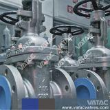Form-Stahl API-6D durch Rohr-Absperrschieber