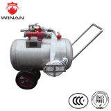 ステンレス鋼の消火活動装置のための移動式泡タンク