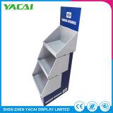 Los productos de hardware de seguridad de la pantalla de papel Piso Stand