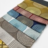 Tela de tapicería teñida hilado de la almohadilla del sofá de la materia textil del hogar del poliester