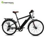 Estándar de la UE del marco del marco de la aleación 4 horas que cargan la bicicleta de 25km/H E